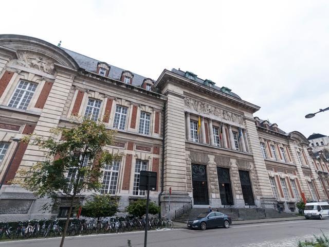 Gerechtsgebouw Leuven